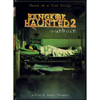 Bangkok Haunted 2: The Unborn DVD Price Philippines