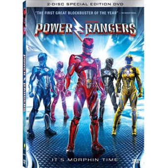 Harga Power Rangers 2-Disc Special Edition DVD