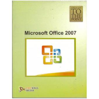 Harga Straight To The Point: Microsoft Office 2007
