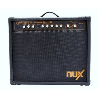Harga NUX Frontline 30 Electric Guitar Amplifier (Black)