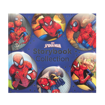 Harga Ws Marvel Storybook Collection Hb Spider-Man
