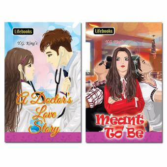 Harga 'A Doctor's Love Story' + 'Meant To Be' 2-in-1 Romance Book