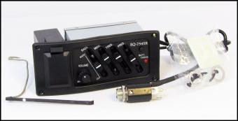 Piezo Pickup / Pre-Amp Unit for Acoustic Guitars EQ-7545R Price Philippines