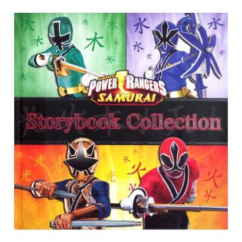Harga WS Power Rangers Storybook Collection (Hardback) - Samurai