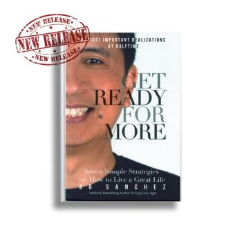 Harga Get Ready For More by Bo Sanchez