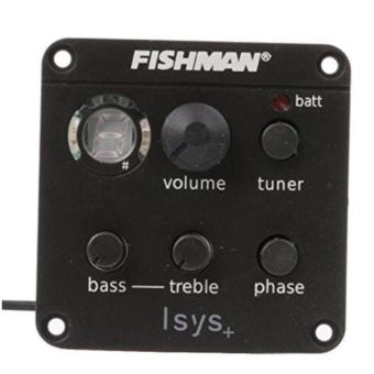 FISHMAN ISYS ACOUSTIC GUITAR PICKUP ONBOARD PREAMPS EQ Price Philippines