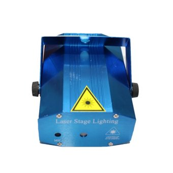 Harga Mini Laser Stage Lighting (Blue)