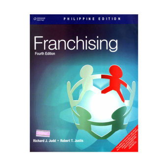 Franchising 4th Edition (Judd/Justis) Price Philippines