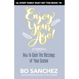 Harga Enjoy Your Age by Bo Sanchez