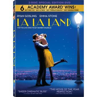 La La Land 2-Disc Special Edition DVD Price Philippines