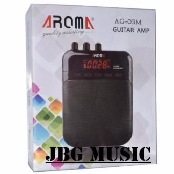 Aroma AG-03M Guitar Amp (Black) Price Philippines