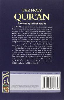 Harga The Holy Qur'An