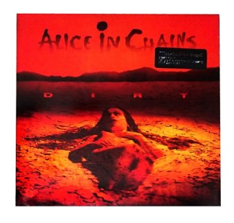 Dirt By Alice In Chains Album Price Philippines