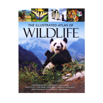 WS The Illustrated Atlas of Wildlife Price Philippines