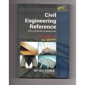 Harga Civil Engineering Reference (Volume 4) (3rd Edition)