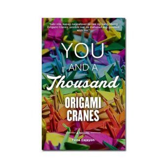 You and a Thousand Origami Cranes Price Philippines