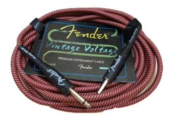 Harga Fender 3 Meters Fender Cable for Piano & Guitars