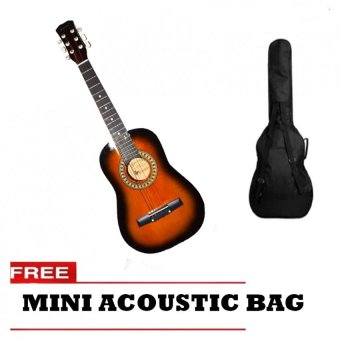 Jasmine JG34 Mini Acoustic Electric Guitar (Sunburst) Price Philippines