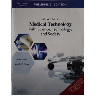 Introduction to Medical Technology with Science, Technology andSociety Price Philippines