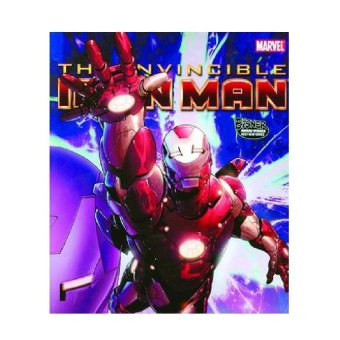 Invincible Iron Man Volume 5 Resilient Book 1 TPB (2009)