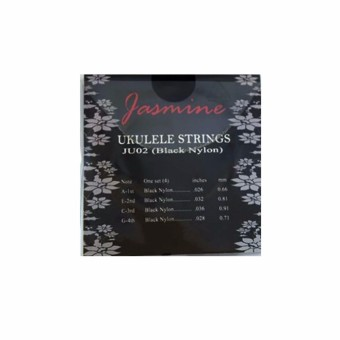 Jasmine Concert Packaged Colored Ukulele (Pink) - 5