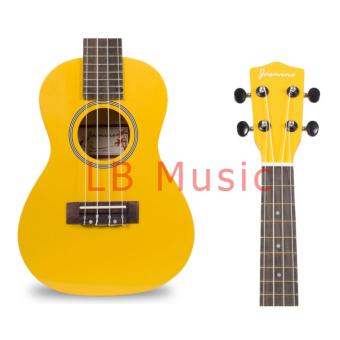 Jasmine Concert with tuner Colored Ukulele Ukelele complete set(Yellow) - 2