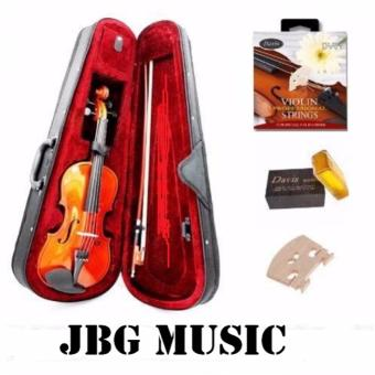 Jasmine SULIT Deals Full Size Violin 4/4