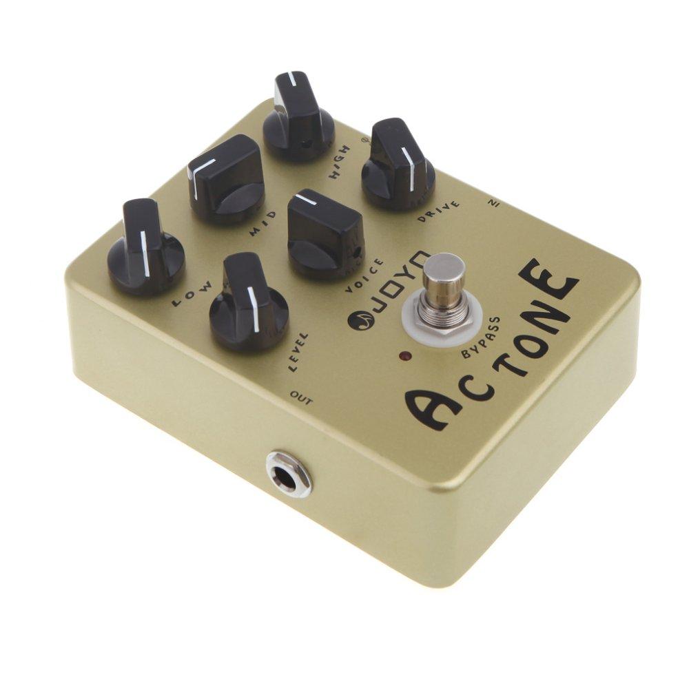 ... JF-13 AC Tone Vox Amp Simulator Guitar Effect Pedal True Bypass -Intl ...
