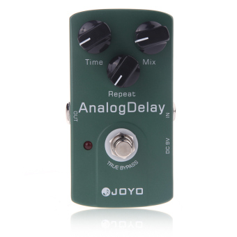 JF-33 Analog Delay Electric Guitar Effect Pedal True Bypass - Intl