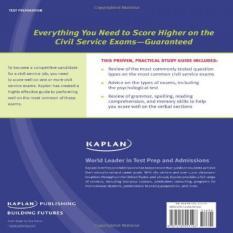 kaplan civil service exams