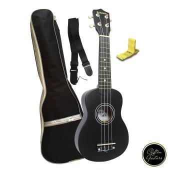 Kokolele KUK-101 Soprano Ukulele (Black)