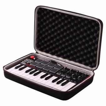 LTGEM EVA Hard Storage Carrying Case for Akai Professional MPK Mini MKII 25-Key USB MIDI Controller - intl - 2