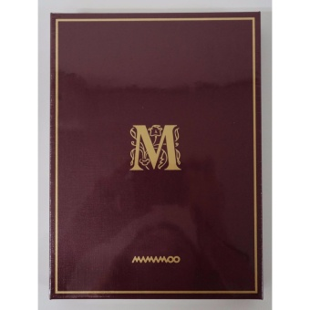MAMAMOO - Memory (4th Mini Album) + Photobook + Photocard - intl