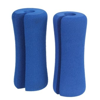 M&C 2 PCS Foam Sponge Grip for Pull-up Chin-up Bar Horizontal Bar - intl