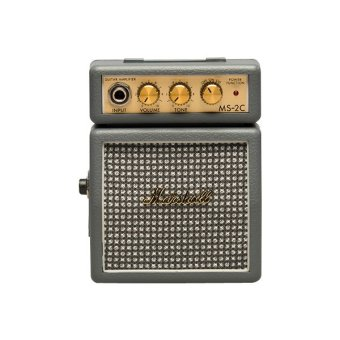 Marshall MS-2C Micro Guitar Amplifier (Grey) Price Philippines