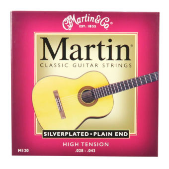 Martin Classical Nylon Guitar Strings M120