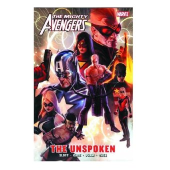 Mighty Avengers The Unspoken TPB (2010)