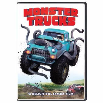 Monster Trucks (2017) DVD Price Philippines