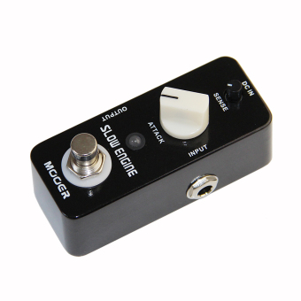 MOOER Slow Engine Slow Motion Electric Guitar Effect Pedal Truebypass