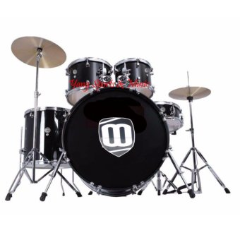 MW Drum Set Black