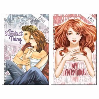 'My Everything' and 'The Sweetest Thing' by Kylia Alexandria 2-in-1Book Price Philippines