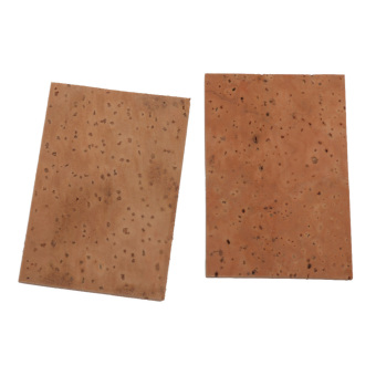 Natural Neck Cork Sheet for Alto/Soprano/Tenor Saxophone 2PCS