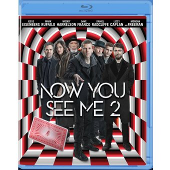 Now You See Me 2 (2016) Blu-ray Price Philippines