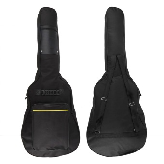 OH 40' 41' Acoustic Guitar Double Straps Padded Guitar Soft Case Gig Bag Backpack 41'