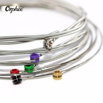 Orphee RX15 Hexagonal Core Super Light Gauge Electric Guitar Strings 009-042 - 3