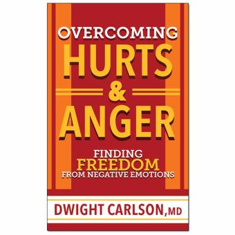 Overcoming Hurts and Anger: Finding Freedom From Negative Emotions Price Philippines