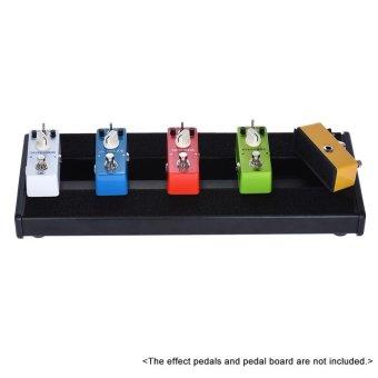 Pedalboard Pedal Mounting Tape Fastener Length 2M Width 3CM forGuitar Pedal Board, 2-Pack (1 Hook + 1 Loop) Outdoorfree - intl - 5