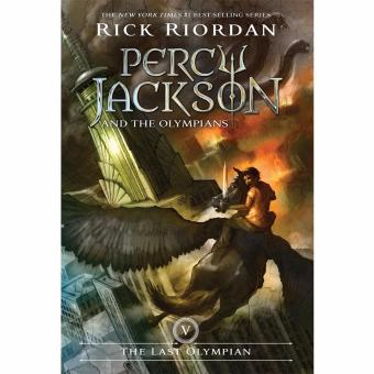 Percy Jackson and the Olympians, Book 5: The Last Olympian Price Philippines