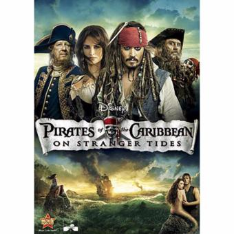 Pirates of the Caribbean on Stranger Tides (2011) DVD Price Philippines