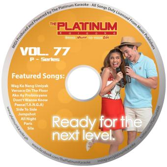 Platinum P-Series: Vol. 77 CD